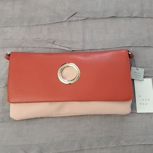 A new day clutch crossbody combo purse